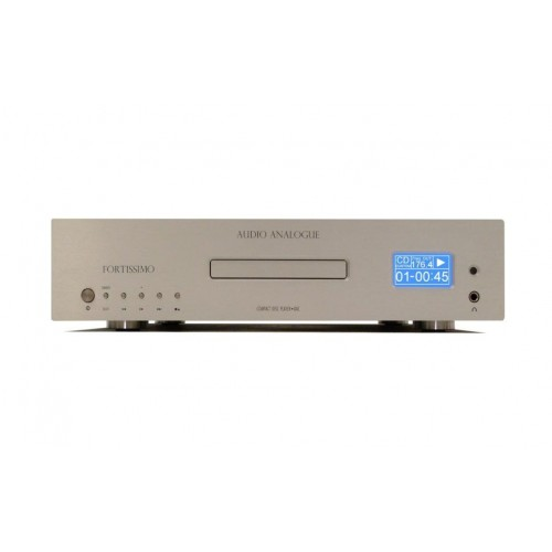 Audio Analogue Fortissimo CD/DAC